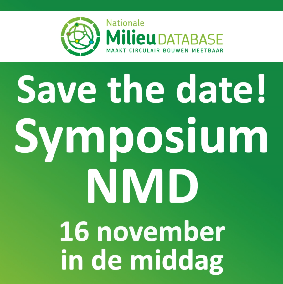 Save the date 16 november!